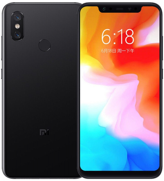 Смартфон Xiaomi Mi8 6/64Gb Black (Черный) Global Version фото 2