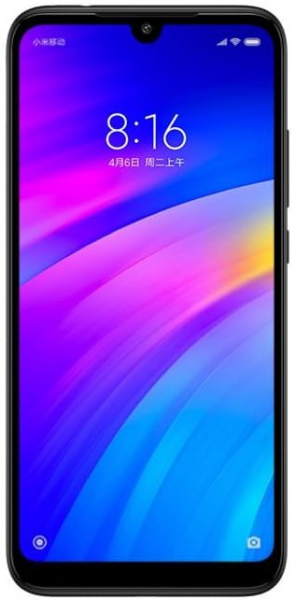 Смартфон Xiaomi RedMi 7 2/16Gb Черный фото 1