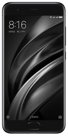 Смартфон Xiaomi Mi6 128Gb Ceramic Special Edition Black (Черный) фото 1