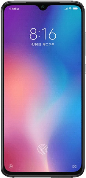 Смартфон Xiaomi Mi9 6/128Gb Black (Черный) Global Version фото 1