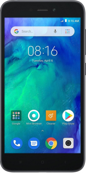 Смартфон Xiaomi RedMi Go 1/8GB Blue (Синий) Global Version фото 1