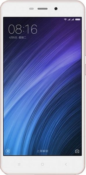 Смартфон Xiaomi RedMi 4a 16Gb Gold (Золотистый) фото 1
