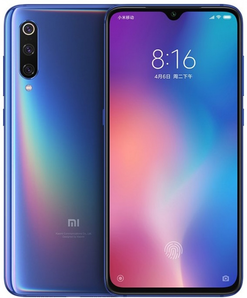 Смартфон Xiaomi Mi9 SE 6/128Gb Blue (Синий) Global Version фото 2