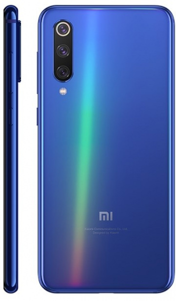 Смартфон Xiaomi Mi9 SE 6/128Gb Blue (Синий) Global Version фото 3
