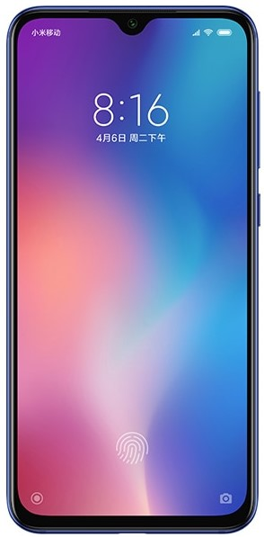 Смартфон Xiaomi Mi9 SE 6/64Gb Blue (Синий) Ch Spec with Global ROM фото 1