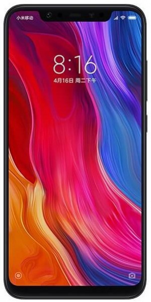 Смартфон Xiaomi Mi8 8/128Gb Black (Черный) Ch Spec with Global ROM фото 1