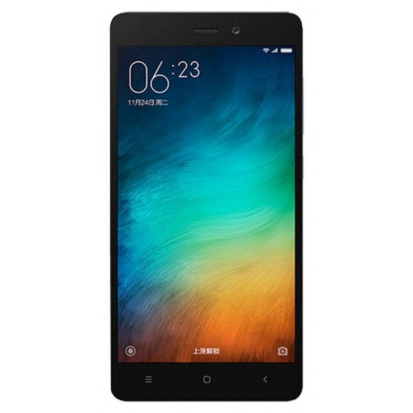 Смартфон Xiaomi RedMi 3s 16Gb Black (Черный) фото 1