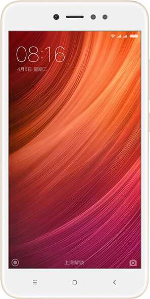 Смартфон Xiaomi Redmi Note 5A Prime 4/64 GB Gold фото 1